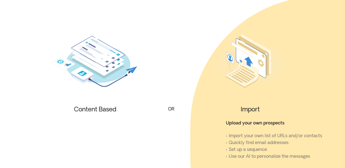 Import Your Own Prospect to Respona