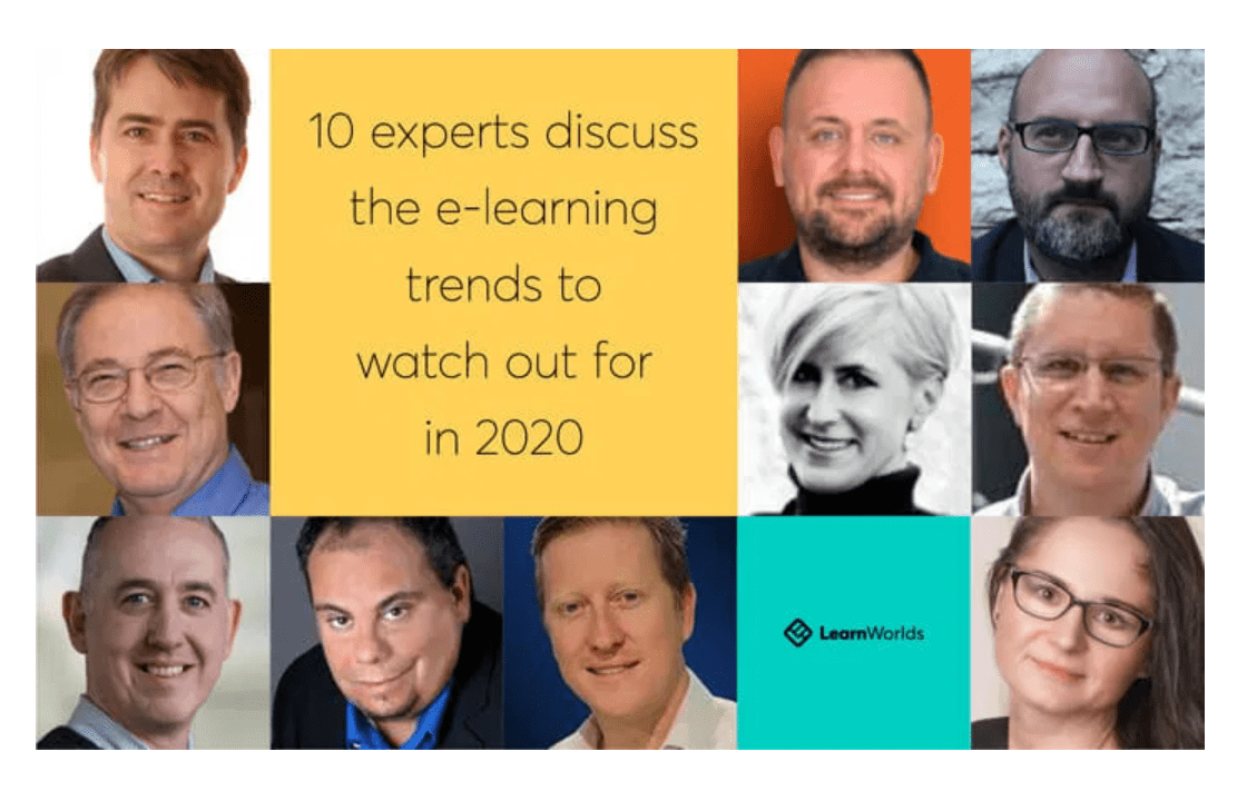 Learnworlds Industry Experts
