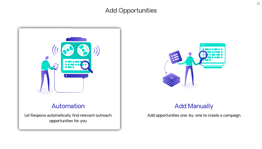 Opportunities Automation